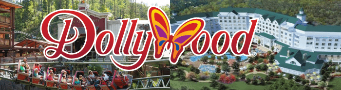 Dollywood Tickets and Dreammore stay