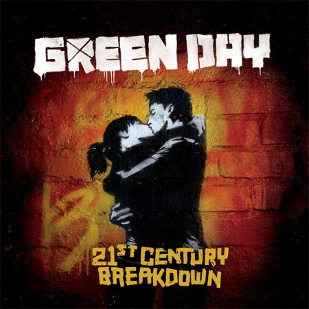 21 st Century breakdown Gren Day album cover
