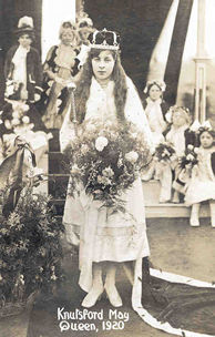 Knutsford Royal May Day 1920