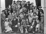Ladies of the Knutsford 'Royal' May Day 1934