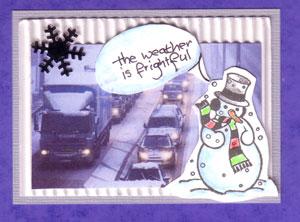 Sneeuwpop - Snowman