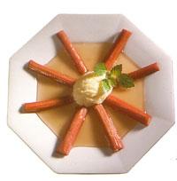 Yoghurtijs-met-rabarber