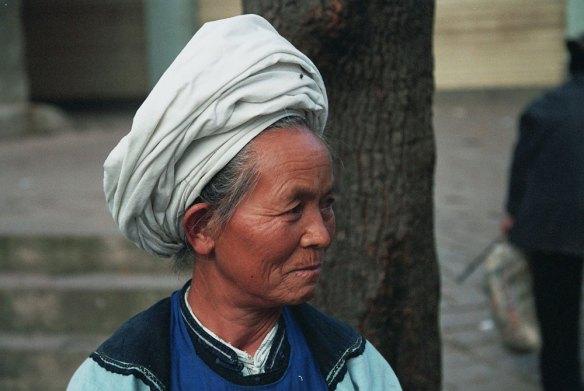 China-portret