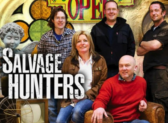 Salvage-hunters