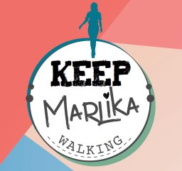 """Keep Marlika walking"""
