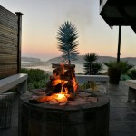 Rates include fire pit braai facilities