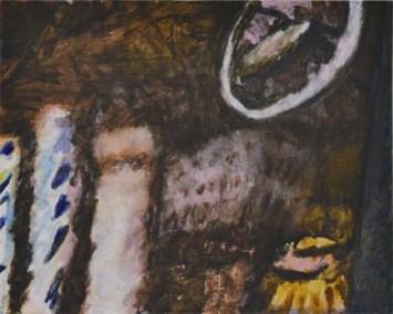 Pescharia July 1987 -16x20