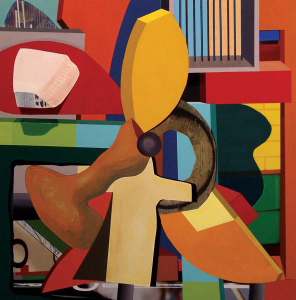 "David Foxcroft  ""Propeller"",    2012   Live Auction Lot #9"