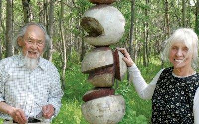 Calgary art icons to turn Springbank home into art centre