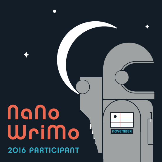 My NaNoWriMo History, and Plans for 2016