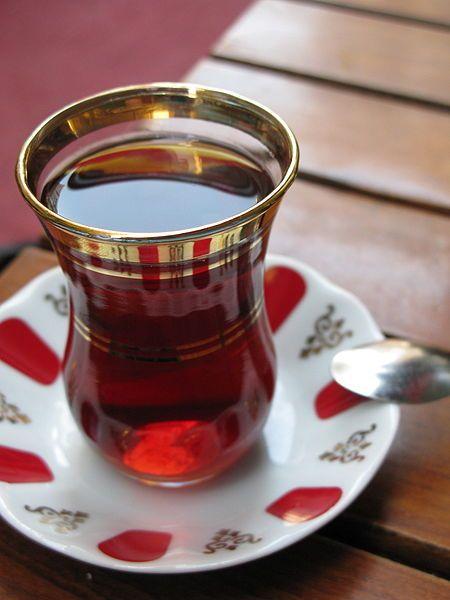 Tea, Cultures, and Guests