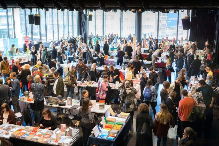 Utställarhallen Hörsalen Kulturhuset Stadsteatern Stockholms Litteraturmässa 2016