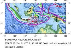 Waspada Gempa dan Tsunami di Pulau Sumbawa