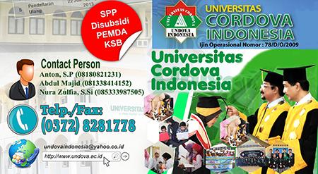 Undova Indonesia Siap Terima Mahasiswa Baru
