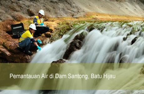 Soal Dam Santong 3, BLH KSB dan Newmont Beda Pernyataan