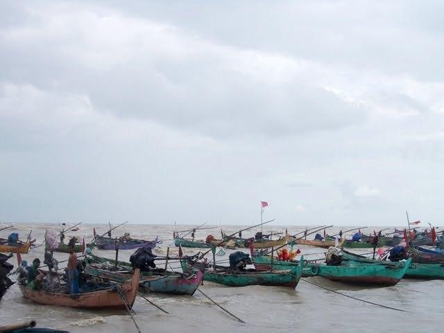 Akibat Cuaca Tak Menentu, Nelayan Labuhan Lalar Tidak Aktif Melaut