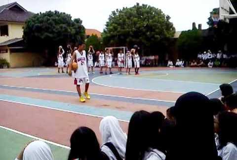 Cari Bakat, Perbasi KSB Gelar Turnamen Bola Basket Pelajar