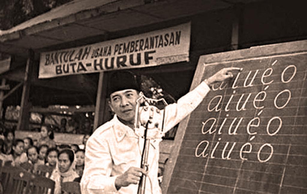7 Ribu Lebih Penduduk Sumbawa Barat Buta Aksara