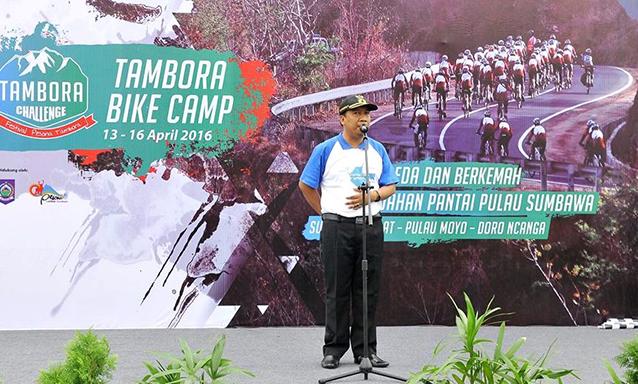 Wakil Bupati Sesalkan Event Nasional Hanya Singgah di KSB