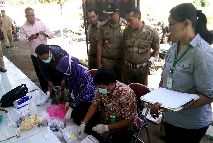 Waspadalah, Makanan Mengandung Boraks dan Formalin Ditemukan di Pasar Tana Mira