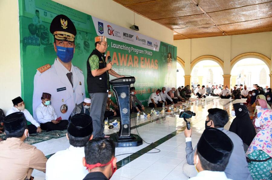 Dari Lombok Timur, Perang Lawan Rentenir Berbasis Masjid di NTB Dimulai