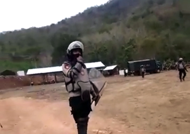 Polri dan TNI Jamin Keamanan Investasi PT Sumbawa Barat Mineral