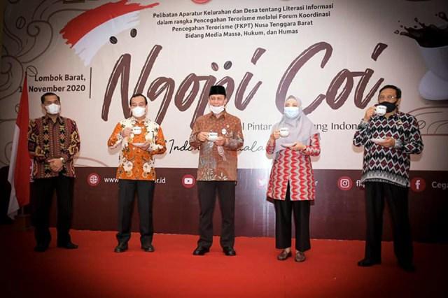 Ngobrol Pintar Cara Orang Indonesia (Ngopi Coi)