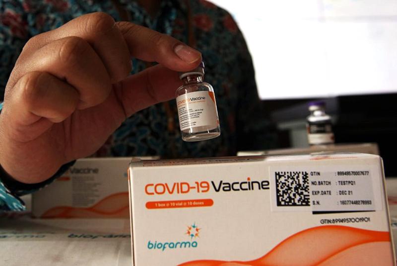 Vaksin Covid-19 Buatan Bio Farma Siap Digunakan Untuk Program Vaksinasi Nasional