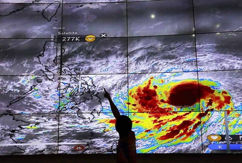 Siklon Tropis Surigae di Filipina, Diprediksi Berkembang Jadi Topan di Indonesia
