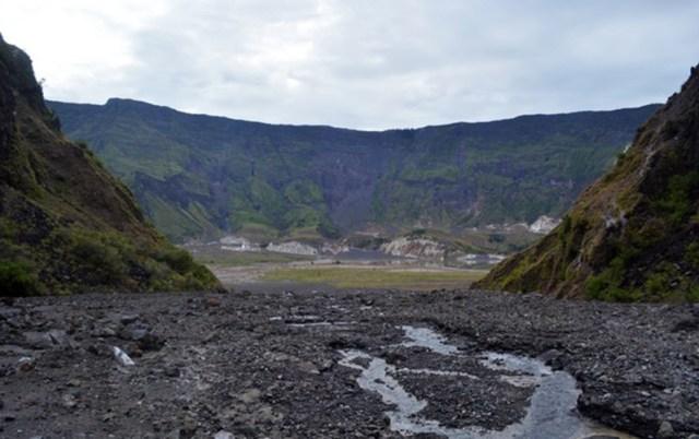 Taman Nasional Gunung Tambora Kaldera