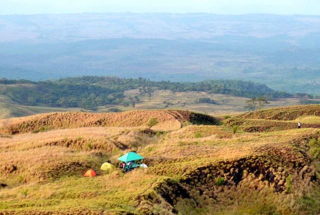 Taman Nasional Gunung Tambora Track Doroncanga