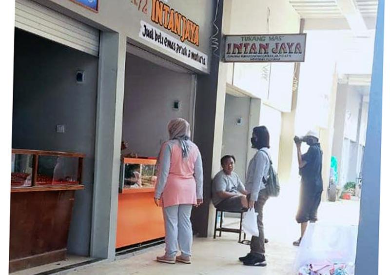 Bupati dan Wakil Bupati Sumbawa Rajin Blusukan, Pantau Kondisi Masyarakat di Masa Pandemi Covid-19