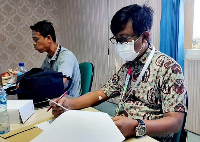 Kandidat Sekda KSB Amar Nurmansyah dan Suhadi