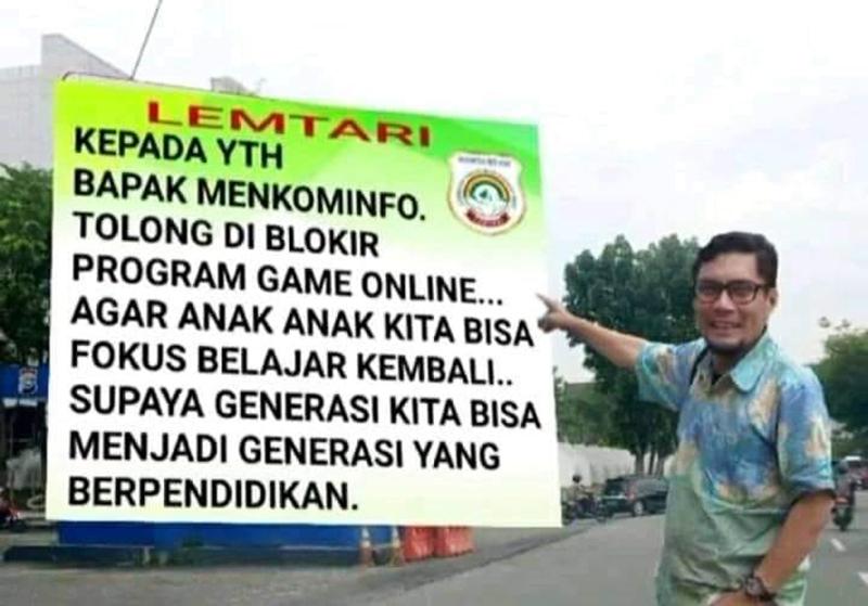 Blokir Game Online
