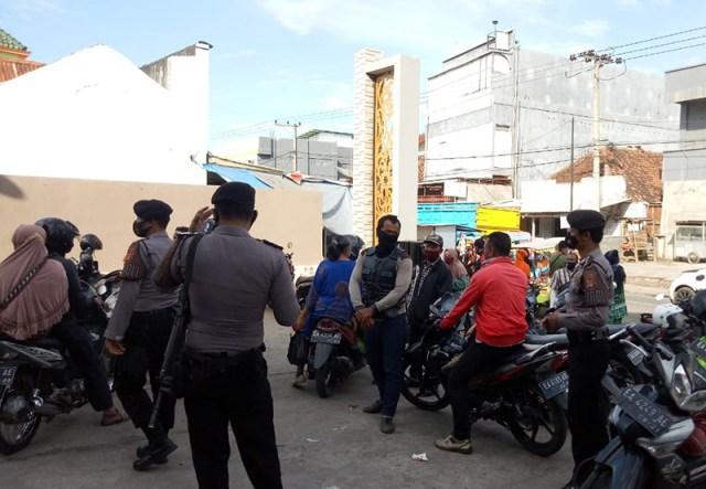 Polisi Tumpas Preman di Sumbawa 2