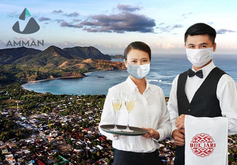 Amman Mineral Buka Program Beasiswa Perhotelan, Untuk Menjawab Kebutuhan Sektor Pariwisata di Pulau Sumbawa