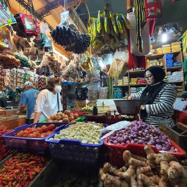 Sri Mulyani Turun Ke Pasar 1