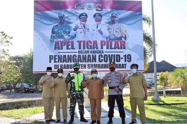 Kabupaten Sumbawa Barat Lawan Covid 19