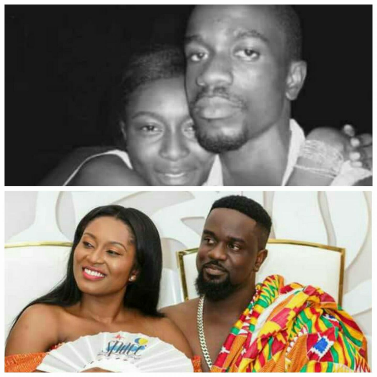 Sarkodie & Tracy : The Journey To Their Beautiful Union