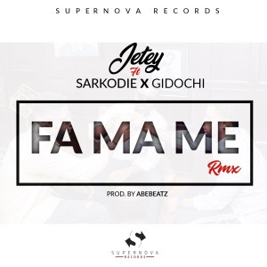 OFFICIAL VIDEO: Fa Ma Me Remix jetey ft. Sarkodie & Gidochi
