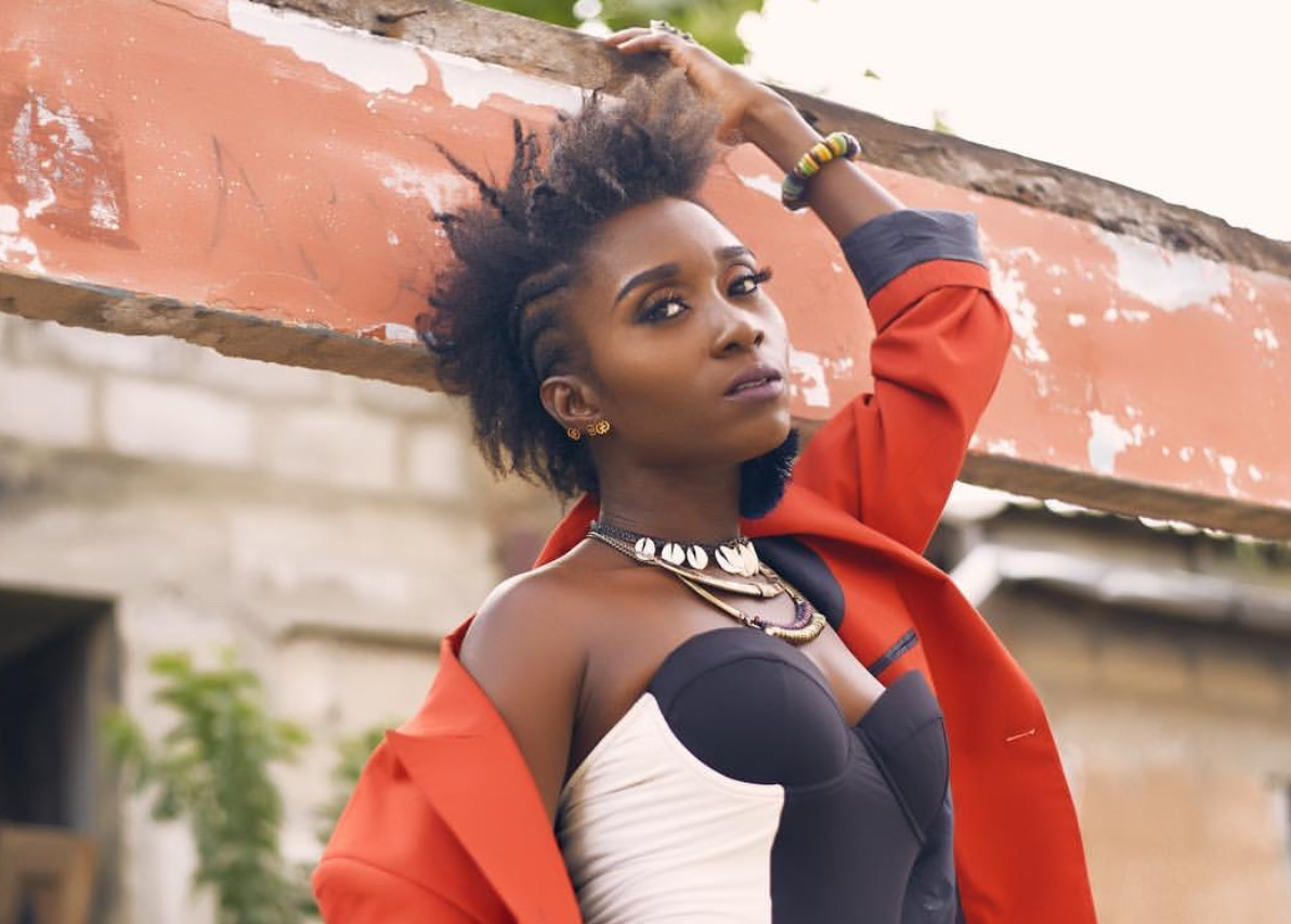 You are currently viewing I DON'T ALLOW AWARDS TO MEASURE MY WORTH AS A MUSICIAN SAYS SONGSTRESS NANA YAA.