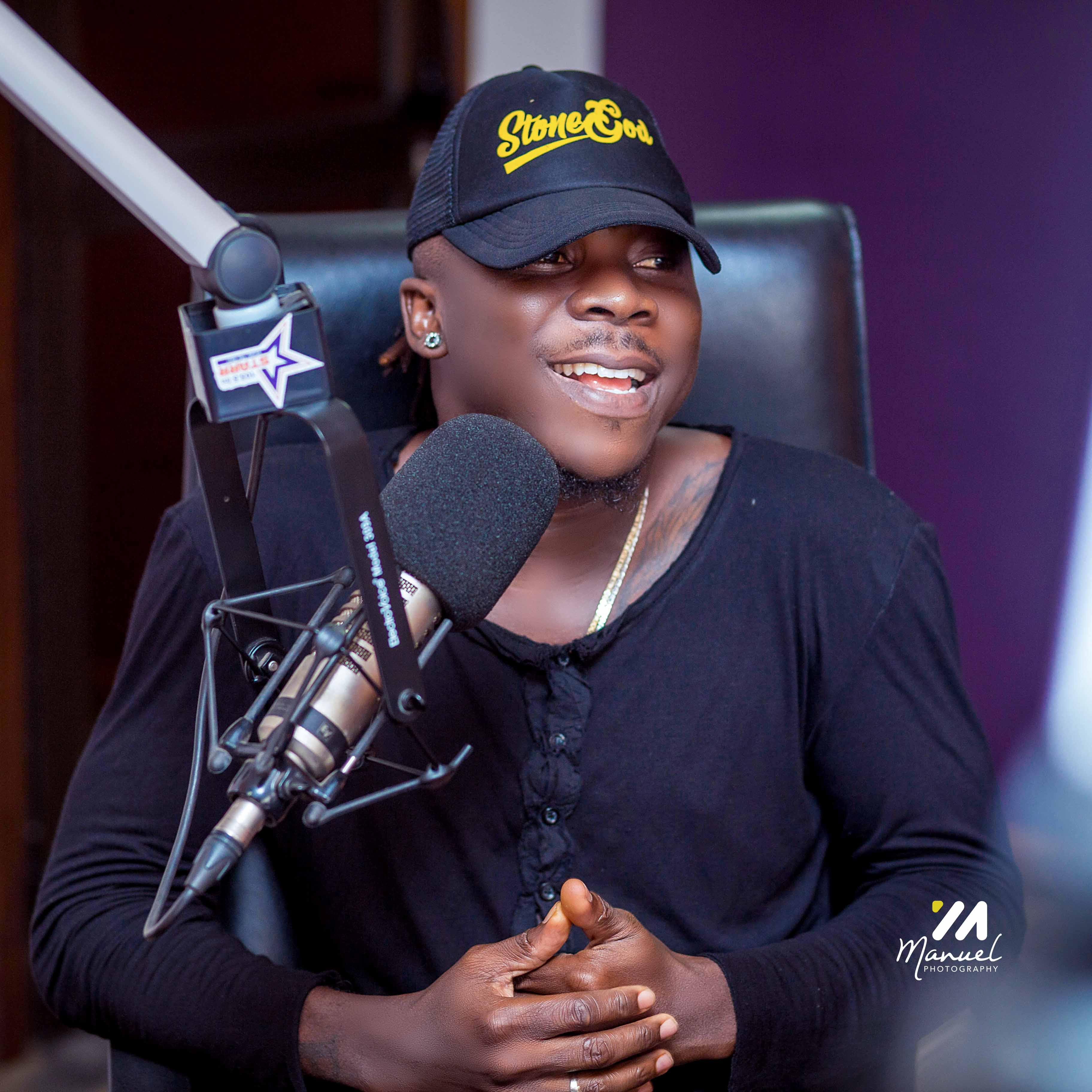 I've been producing my own beat for the past 2 years – Stonebwoy