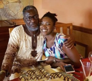 Mr. Kwarteng Throws A Birthday Party To Honor His Late Daughter Ebony Reigns