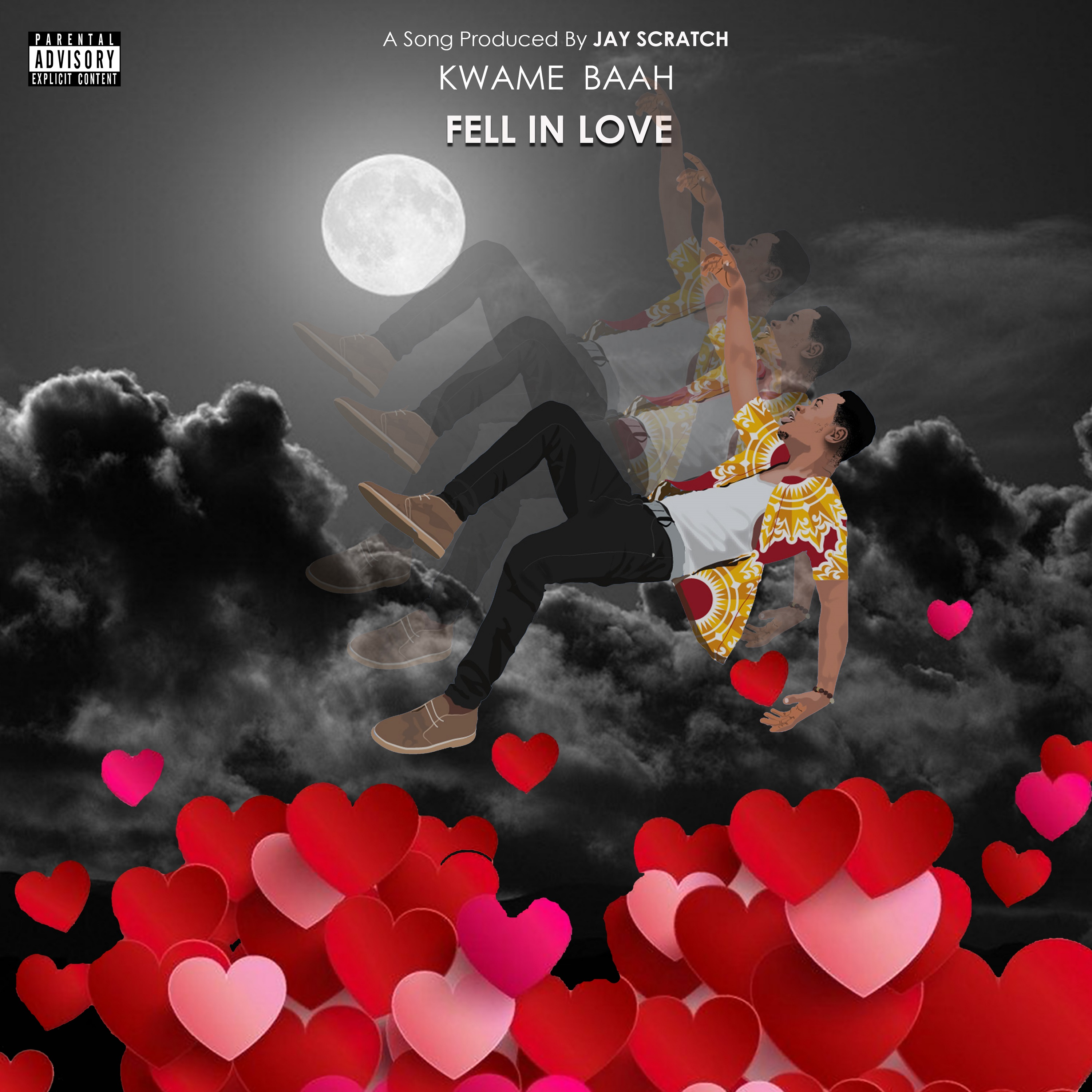 Kwame Baah – Fell in Love (prod.by Jay Scratch