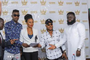 PHOTOS: Keche Signs Two-Year Record Deal With Golden Empire