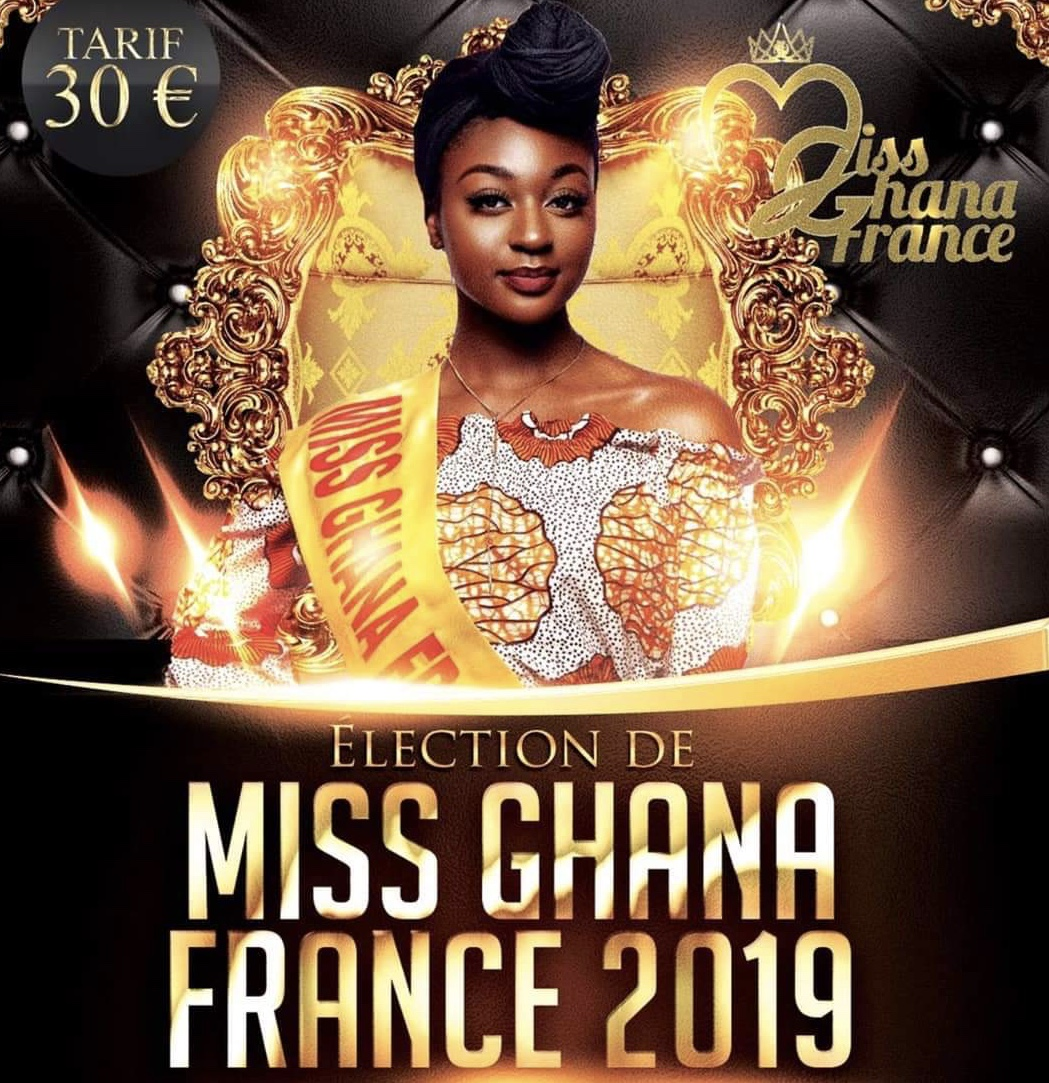 You are currently viewing Bill Asamoah, Ahuofe Patri, Nkosuohene and others To Elect Miss Ghana France on April 30th