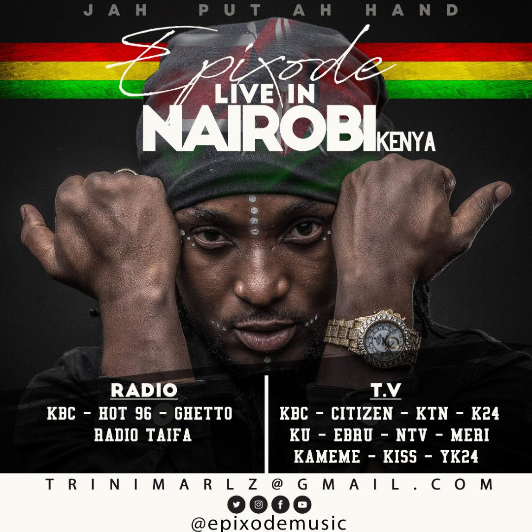 Epixode to perform in Kenya and other African countries.