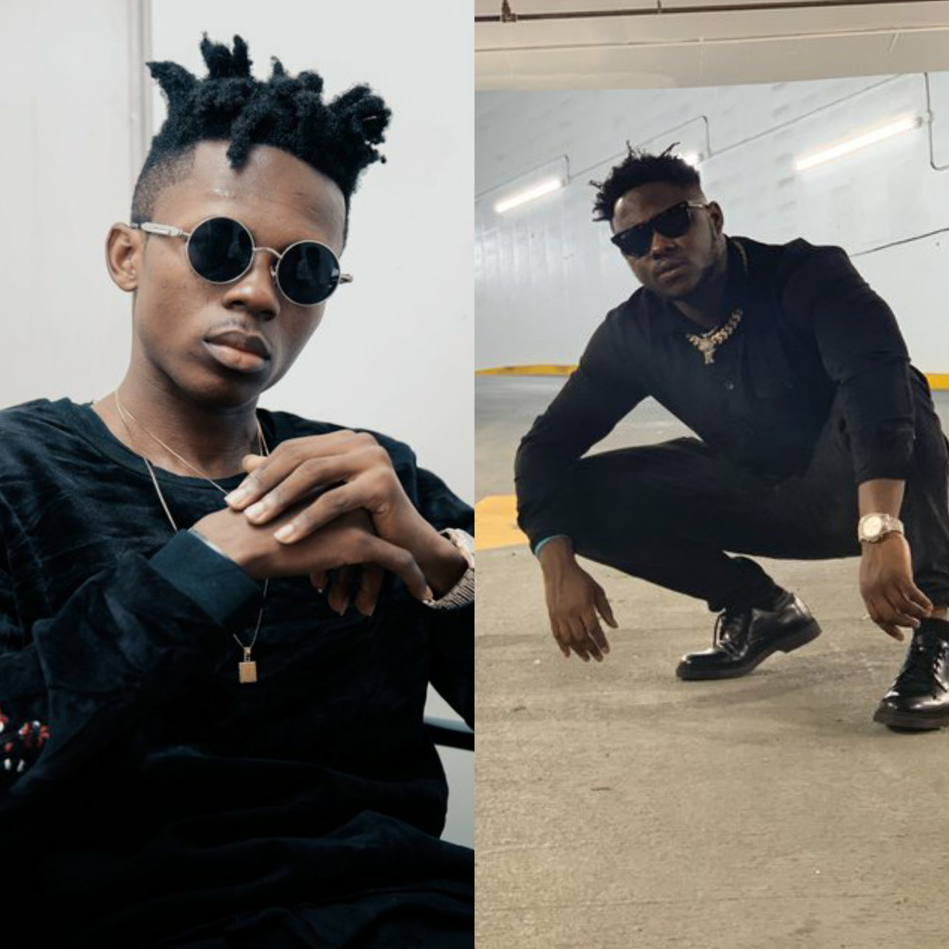 """""""Strong, I'm Sorry For Involving Your Girl In This Whole Thing"""" – Medikal to Strongman"""