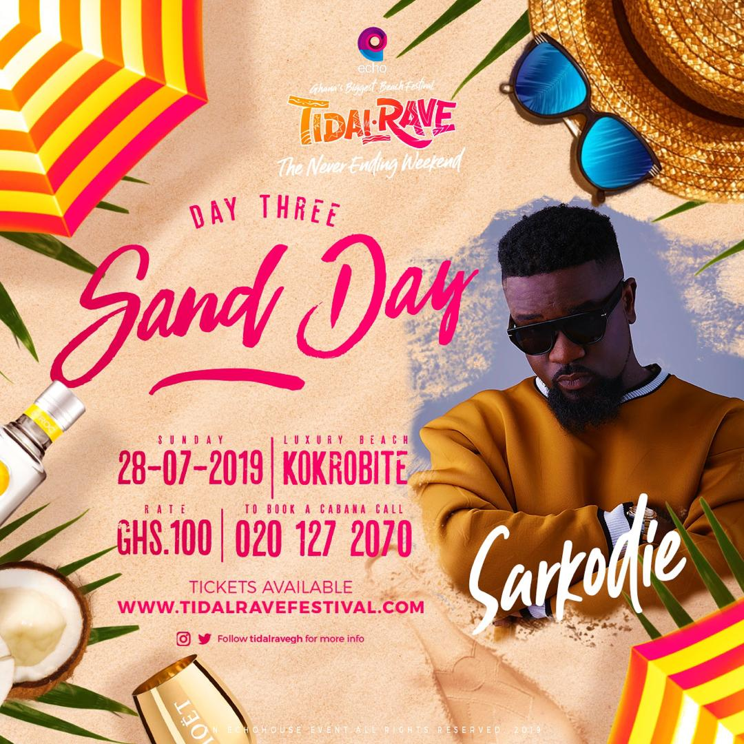 All Your Favourite Artistes Are Coming To Tidal Rave 2019 & You Can't Miss Out
