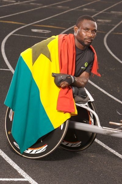 Meet Raphael Botsyo : The first Ghanaian Para-athlete To Qualify For The 2020 Paralympic Games In Tokyo